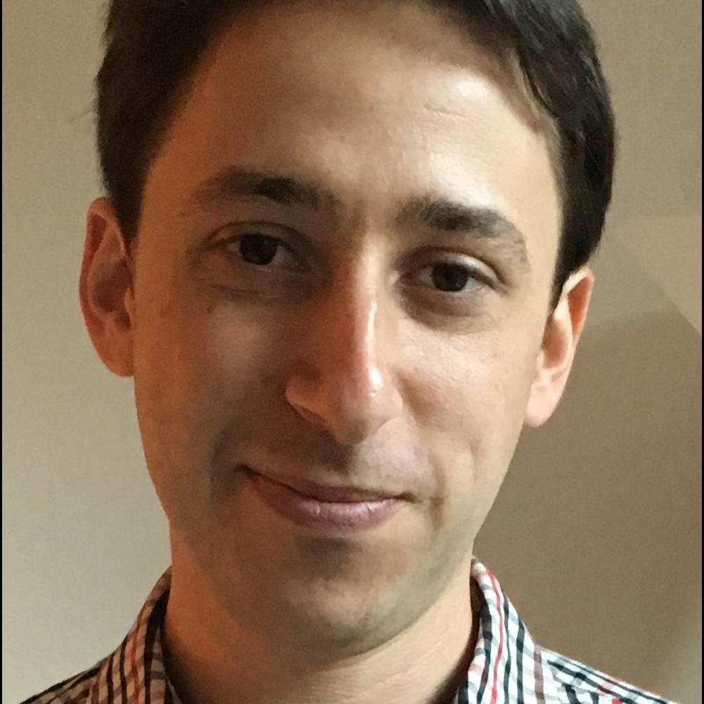 Headshot of Aidan Levy