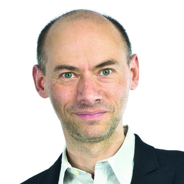 Headshot of Blake Gopnik