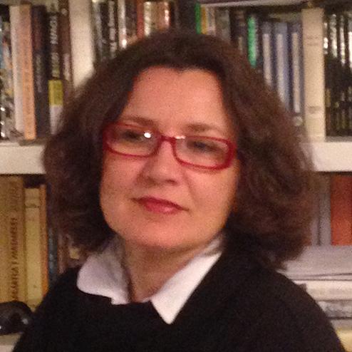 Headshot of Gordana Dana Grozdanic