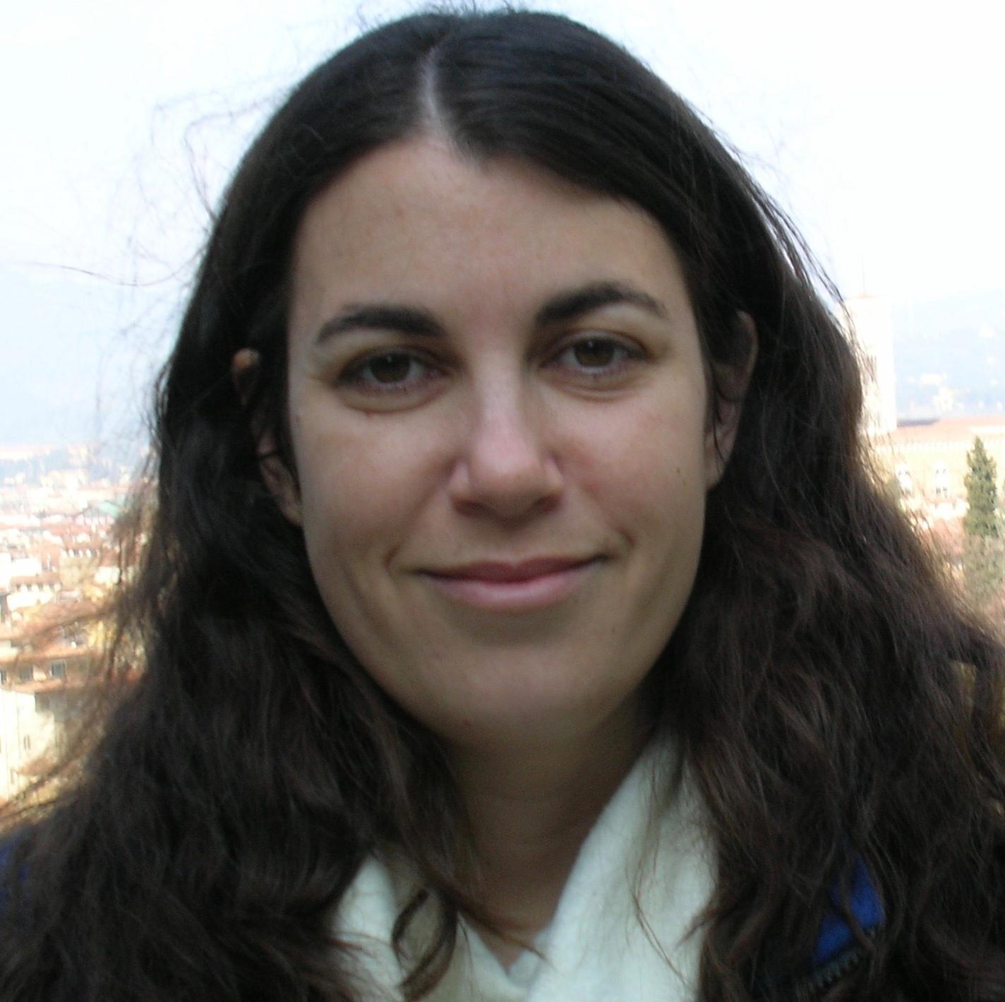 Headshot of Heather Clark