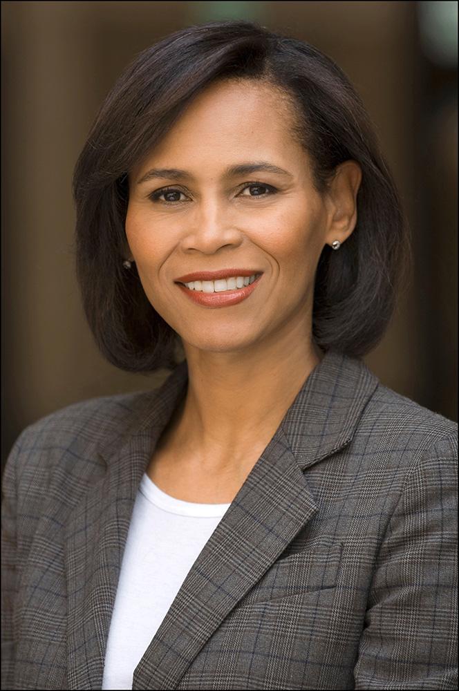 Headshot of Pamela Newkirk