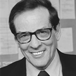 Headshot of Robert A. Caro