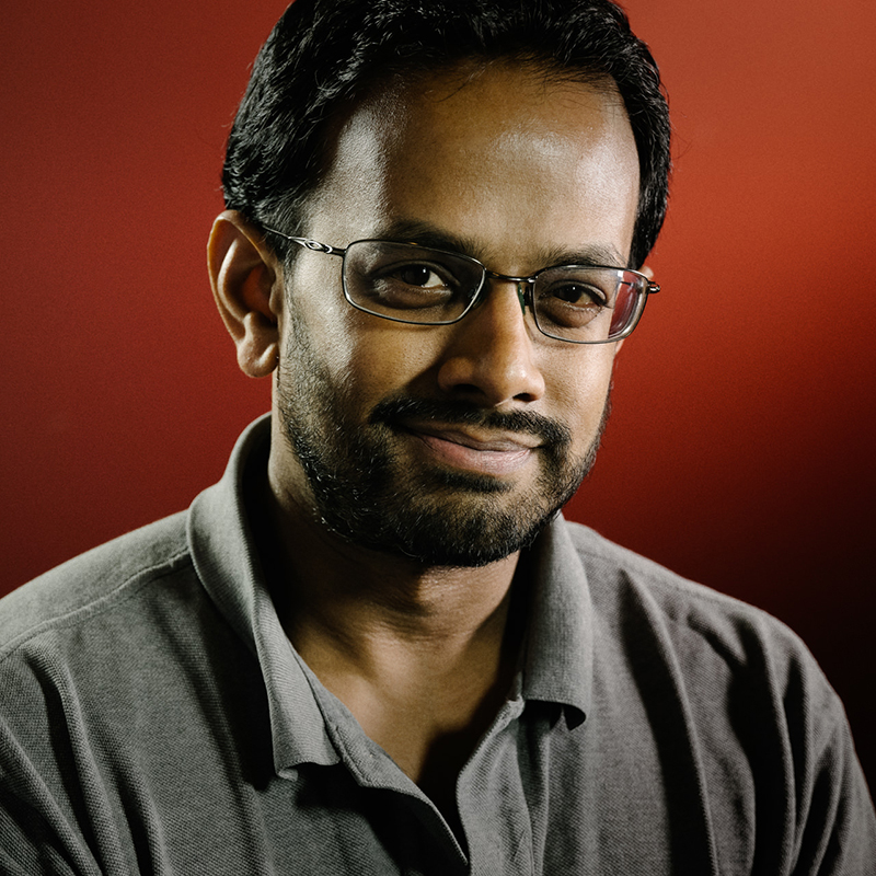Headshot of Samanth Subramanian